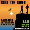 2015 Rock The River Half, 6k Trail, 5k