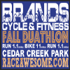 2019 Cedar Creek Fall Duathlon