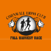 2018 Cornwall Lions Club Fall Harvest Race