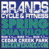 2021 Cedar Creek Spring Duathlon